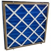 Metal Cased Panel Filters