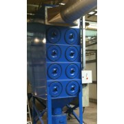 Reverse Jet Dust Extraction System CA16