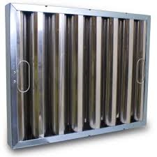 Baffle Grease Filters